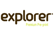 Explorer Pre-print logo