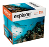 Explorer Box 110g with Ecolabel