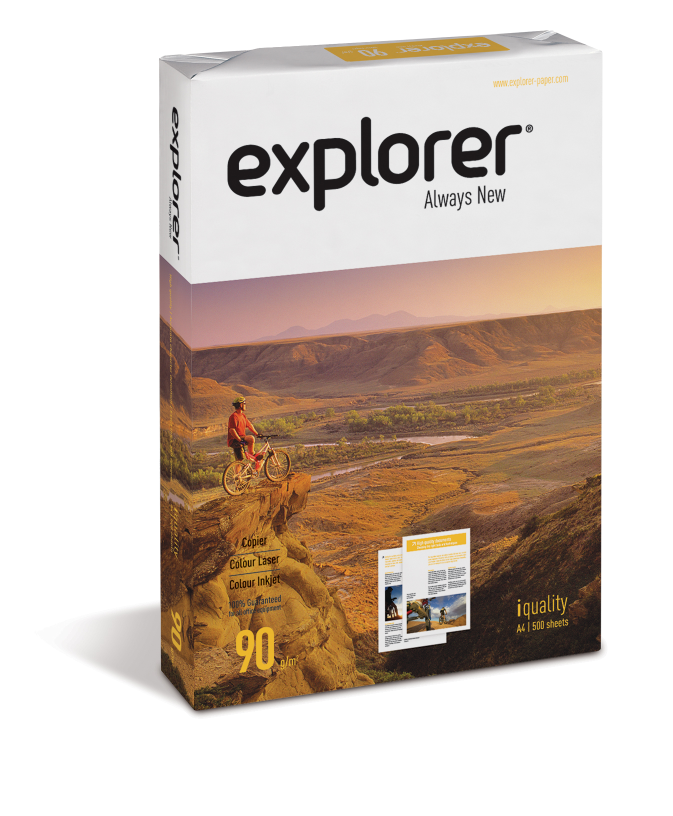 explorer paper Printing tip: select the right paper: you currently have a4 paper selected: for best results, select a type of paper ready in your printer be careful to select the same paper type in two places.